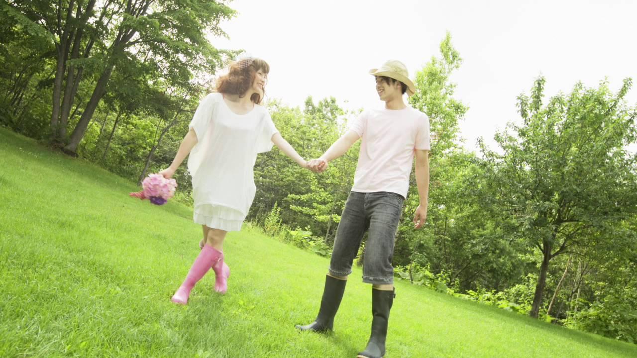 婚活散歩43 結婚する女性に男性が求めること #婚活 #followme