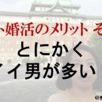 とにかくイイ男が多い! (ネット婚活のメリット その1)【澤口珠子】 in 愛知県 #婚活 #followme
