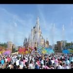 【TDL】ディズニー夏祭り!【彩涼華舞】 #ディズニー #followme