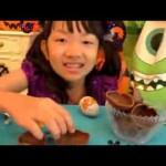 234  ★Egg chocolate 「Disney Halloween」★チョコエッグ「ディズニーハロウィン」12個開封!★ #ディズニー #followme