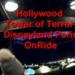 Hollywood Tower of Terror Disneyland Paris – Full OnRide – The Twilight Zone – Walt Disney Studios #ディズニー #followme