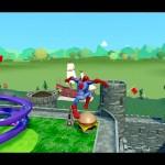 スパイダーマン&HULK乗りバイク&ミッキーマウス&ディズニーカーズマックィーンとトボガン+レースで楽しみを持っています #ディズニー #followme