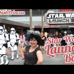 STAR WARS Launch Bay at WDW #ディズニー #followme
