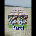 Surprise Eggs Disney 7 Japan Edition Unboxing Part1 チョコエッグ ディズニーキャラクター7 開封 Part1 #ディズニー #followme