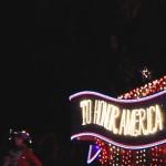 【WDW】エレクトリカルパレード「アメリカ」フロート@Magic Kingdom, Walt Disney World(マジックキングダム、ウォルトディズニーワールド) #ディズニー #followme