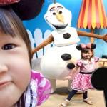 【WDWキャラグリ】初日!オラフとグリーティング Olaf at Disney's Hollywood Studio #ディズニー #followme