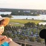 【WDW】Bay Lake Tower(バケーションクラブ専用ホテル)の最上階から花火ウィッシュを見下ろして #ディズニー #followme