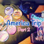 〈2〉カリフォルニアディズニー60周年!購入品2 #ディズニー #Disney #followme