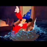 ディズニー映画『ファンタジア』より「弟子の目覚め~魔法使いの弟子」 #ディズニー #Disney #followme