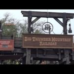 【WDWビッグサンダーマウンテン】Big Thunder Mountain Railroad POV 乗車動画 #ディズニー #Disney #followme