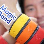 新システム マジックバンドが素晴らしい! ディズニーワールド Walt Disney World MagicBand #ディズニー #Disney #followme