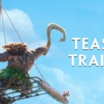Moana Official US Teaser Trailer #ディズニー #Disney #followme