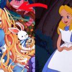 動畫愛麗絲夢遊仙境➲愛麗絲要是美化/ふしぎの国のアリス  アリス➲ 画像【美化】/이상한 나라의 앨리스 앨리스/Alice in Wonderland Characters As Anime #ディズニー #Disney #followme