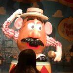 トイ・ストーリー・マニア! Mr.ポテトヘッド じゃんけん大会 #ディズニー #Disney #followme