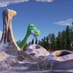 「アーロと少年 MovieNEX」アーロとスポットのかくれんぼ #ディズニー #Disney #followme