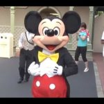 ミッキーマウスがグリーティングに来ました!(TDL) #ディズニー #Disney #followme