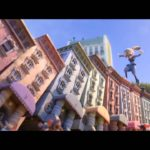 映画『ズートピア』可愛いのにハラハラドキドキの本編クリップ #ディズニー #Disney #followme