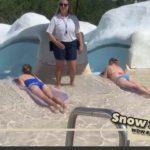 Snow Stormers WDW Blizzard Beach Water Slider #ディズニー #Disney #followme
