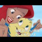 アリエルが装い新たに!青い海のミュージカル・ファンタジー映画『リトル・マーメイド』MovieNEX予告編 #ディズニー #Disney #followme