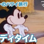 Disney コメディタイム/ショートアニメ|ミッキーのハワイ旅行 #ディズニー #Disney #followme