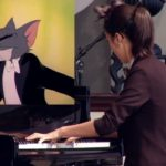 Yannie Tan plays the Cat Concerto – Tom and Jerry – Hungarian Rhapsody No.2 by Franz Liszt #ディズニー #Disney #followme
