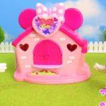 ミニーちゃん おもちゃ ミッキーのために❤ リーメント animekids アニメキッズ animtion Disney Minnie Mouse Toy RE-MENT #ディズニー #Disney #followme