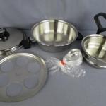 A101★JUKI/ジューキ CookBest クックベスト鍋セット(未使用)A