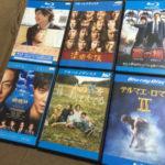 邦画 Blu-ray6本セット 送料込み