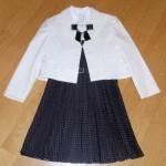 ☆超美品 女の子 ワンピース スーツ 3点セット 120☆