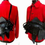 スムース革 金魚バッグ kingyo bag   Goldfish #人気商品 #Trend followme