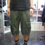 OLDNAVY Leg Cargo Shorts カーゴ ショーツ オールドネイビー GAP メンズ #トレンド #followme