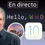 WWDC 2016 comentada en español: iOS 10, macOS Sierra, watchOS 3 y tvOS 10 #トレンド #followme