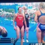 【リオオリンピック】女子トライアスロン金メダルは米国:3位争いは英国どうし:20位までのゴール #人気商品 #Trend followme