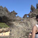インスタの女神わたなべ麻衣が行く沖縄の絶景を探す旅~古宇利島ハートロック編~【ビエボ】 | 感動の瞬間 #人気商品 #Trend followme