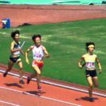 関東陸上競技大会  女子 4x400mR 準決勝-2 2012.8.26 #トレンド #followme