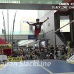 男子Best16 Alex vs Takashina 第7回日本オープンスラックライン選手権大会 #人気商品 #Trend followme