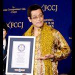 【衝撃】ピコ太郎PPAPが国特派員協会でギネス認定! #ピコ太郎 #PPAP #followme