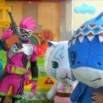 ラブリーおねえさん仮面ライダーエグゼイド ジュウオウジャー おもちゃ クレーンゲームで遊ぼう #人気商品 #Trend followme