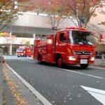 市川市消防局 南水槽・大型ブロアー車他、消防車-緊急走行・緊走 #トレンド #followme