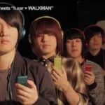 KANA-BOON meets h.ear × WALKMAN(Shooting) #トレンド #followme