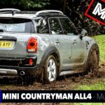 2017 MINI Cooper S Countryman ALL4 | MUD Test Drive Off-Road #トレンド #followme