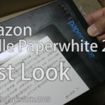 Amazon Kindle Paperwhite 2015年モデル First Look 文字表示品質をチェック #ピコ太郎 #PPAP #followme