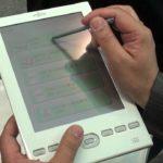 FUJITSU Frontech FLEPia 富士通フロンテックのカラー電子ペーパー HD #ピコ太郎 #PPAP #followme