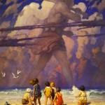 ウォルトディズニーも手本としたイラストレーション界の神の絵 #ディズニー #followme